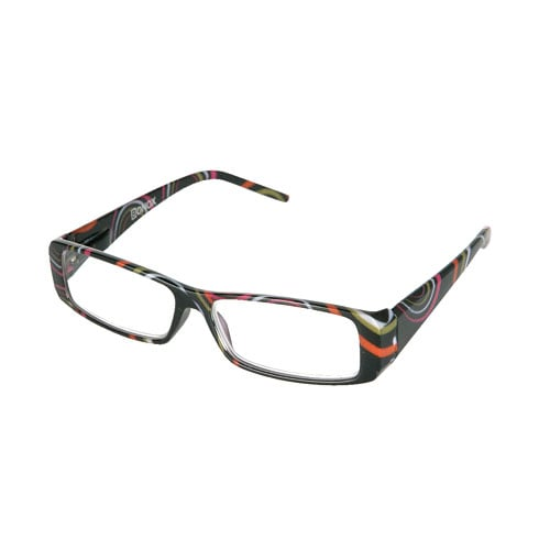 READING GLASSES BLK 2.0