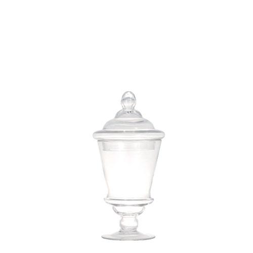 GLASS JAR CORNET S