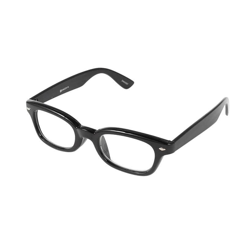 READING GLASSES BLK 1.5
