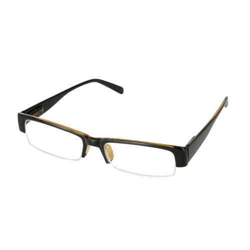 READING GLASSES  BK/BROWN