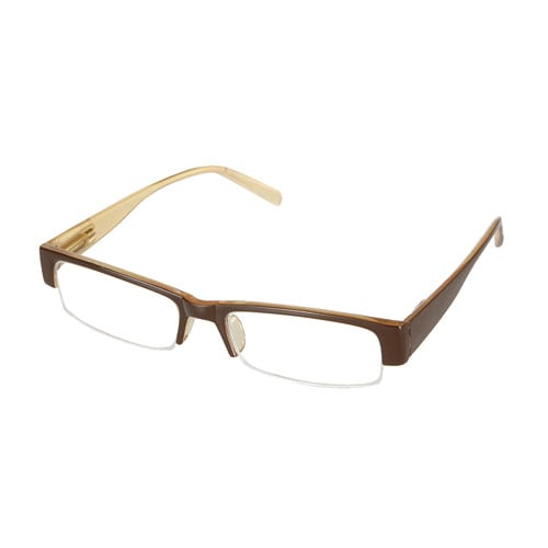 READING GLASSES  BR/L.BROWN 2.5