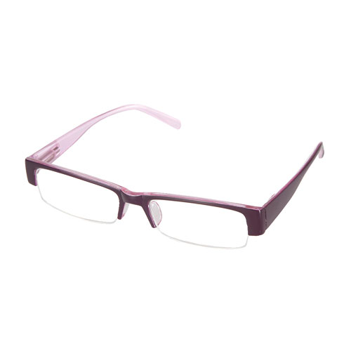 READING GLASSES  PL/PINK 2.5
