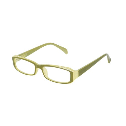 READING GLASSES GREEN 2.0