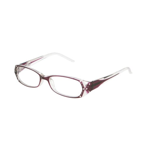 READING GLASSES PURPLE 2.0