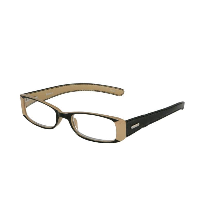 READING GLASSES BEIGE 2.0