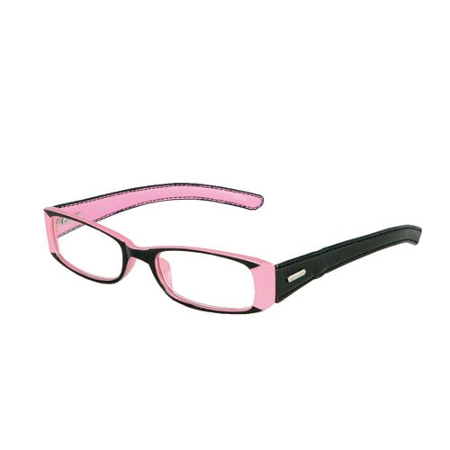 READING GLASSES PINK 2.5