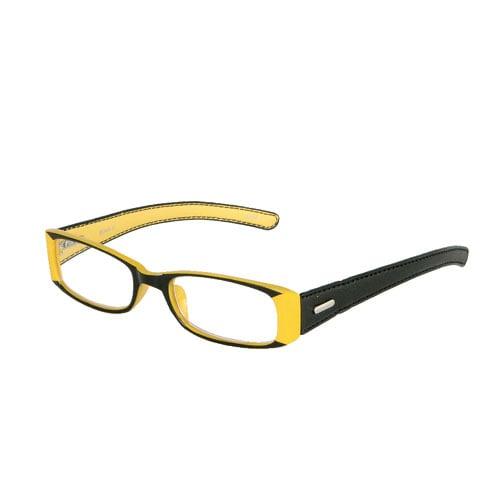 READING GLASSES YELLOW 3.0