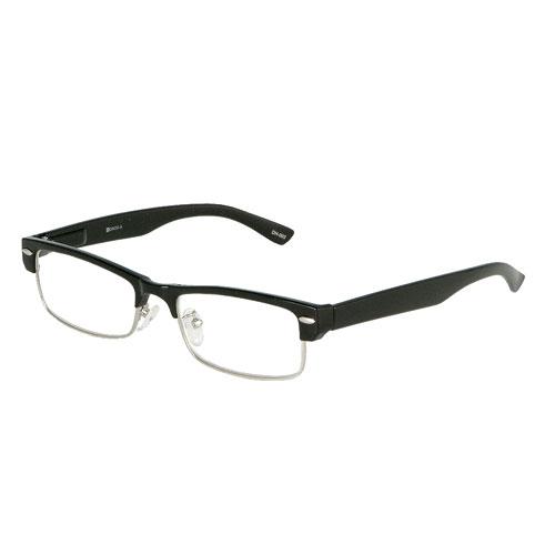 READING GLASSES BLACK 2.5