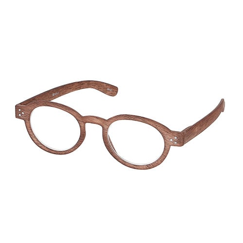 READING GLASSES MATT BROWN 2.5