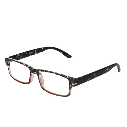 READING GLASSES BL/BR 1.0