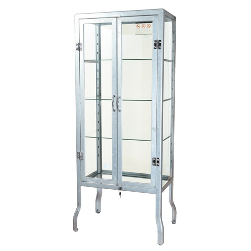 DOCTOR CABINET-L GALVANIZED