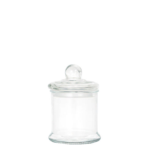 GLASS JAR 0.8L