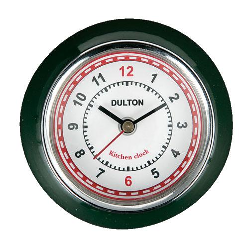 KITCHEN CLOCK D.GREEN