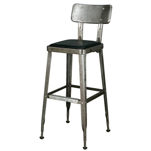 STANDARD BAR CHAIR  RAW