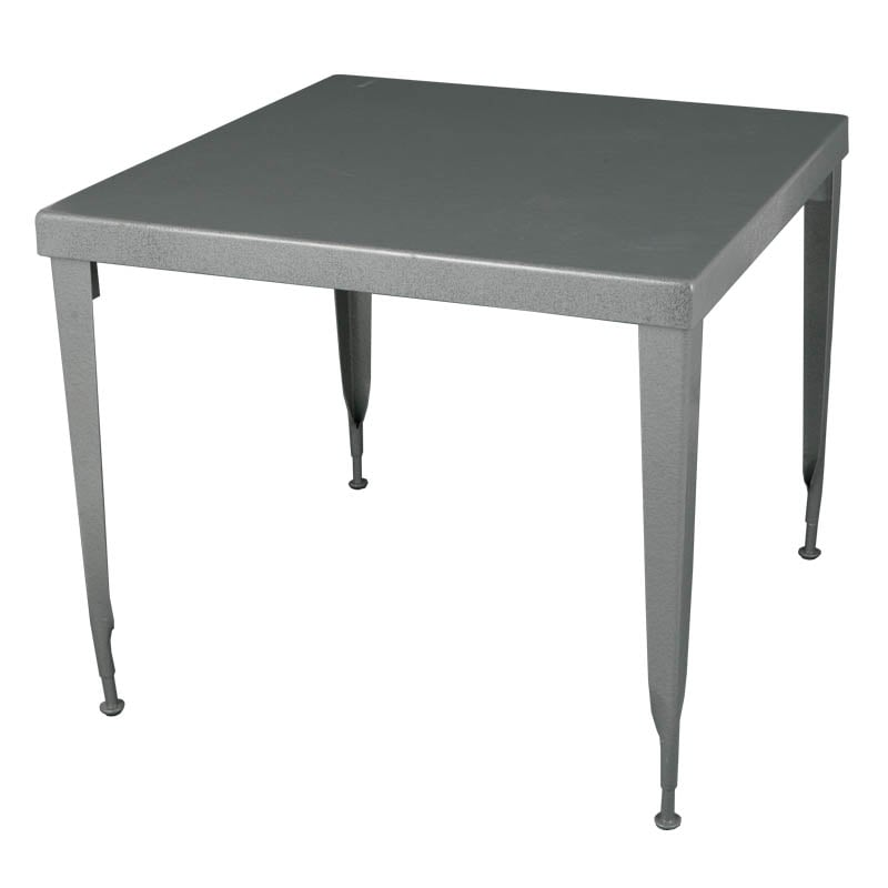 STANDARD SQUARE TABLE  H.GRAY
