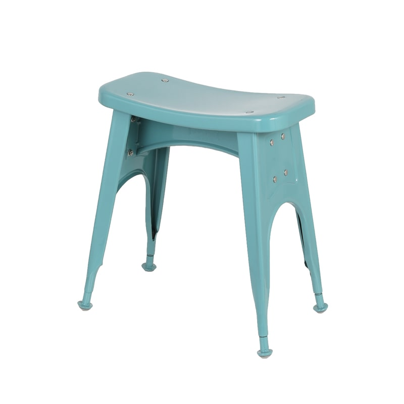 KITCHEN STOOL GRAY GREEN
