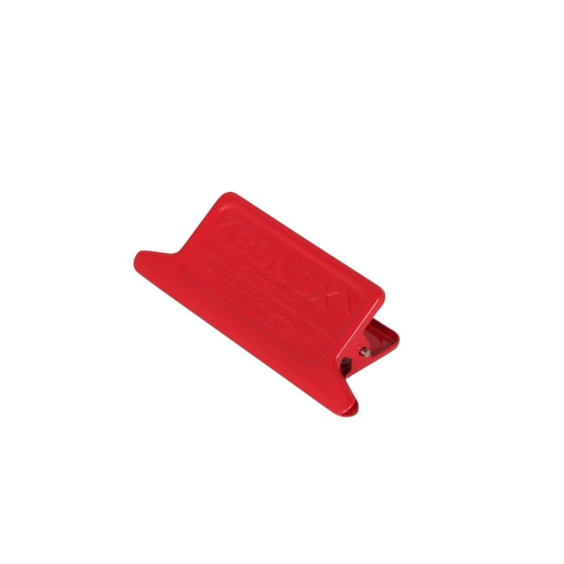 METAL CLIP RED
