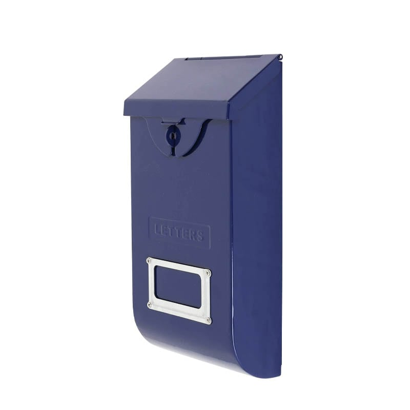 MAIL STORAGE BOX NAVY