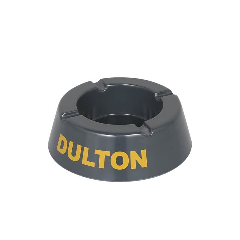 DULTON MELAMINE ASHTRAY GRAY