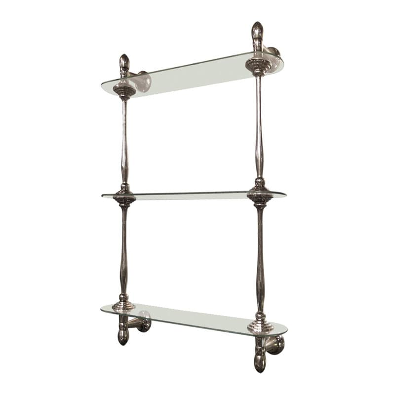 GLASS SHELF WALL RACK