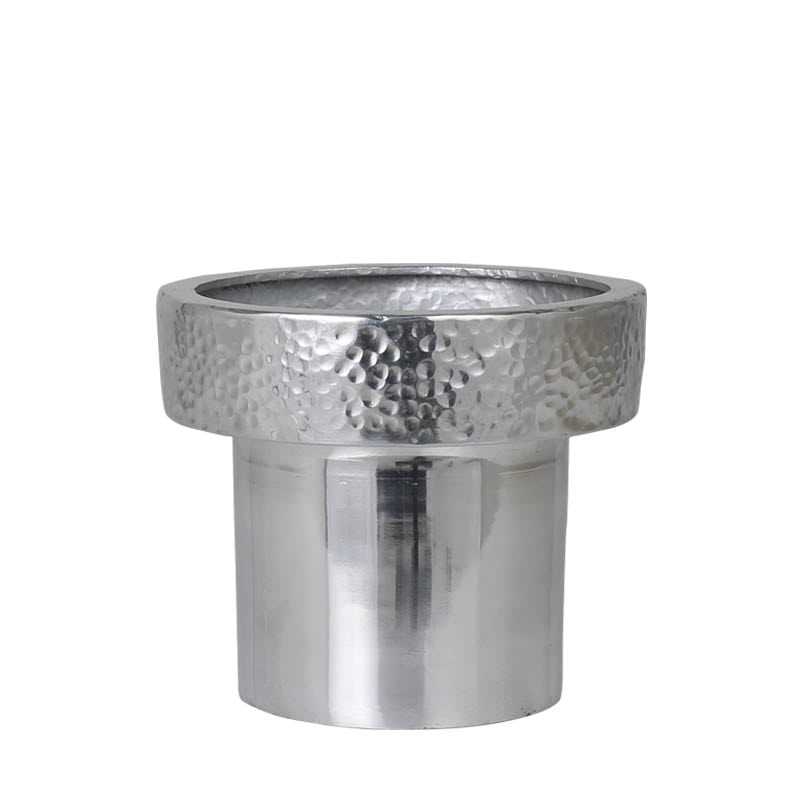 METAL POT COVER S SLV