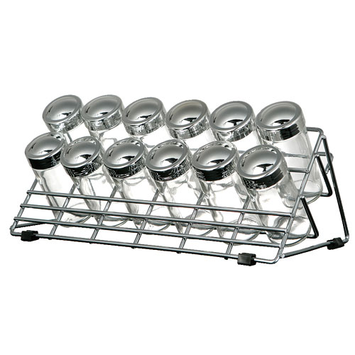 12BOTTLE S/P RACK