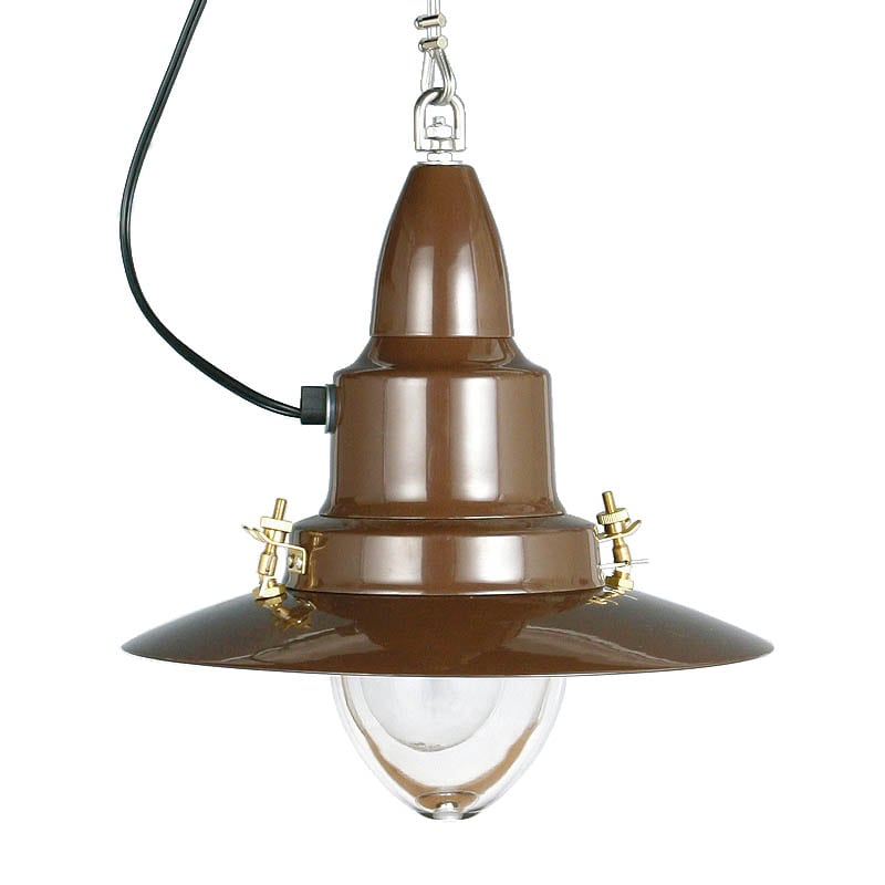 CEILING LAMP BROWN