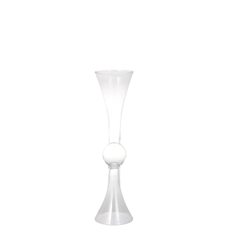 "GLASS VASE ""AMBOS"" A"