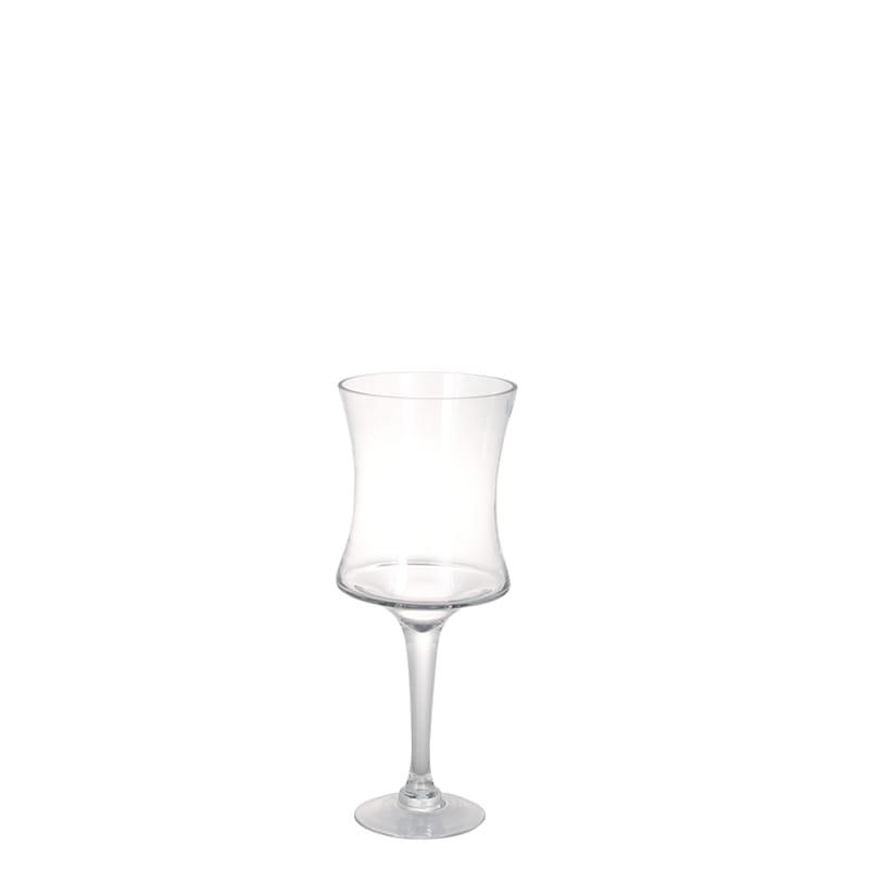 """GLASS VASE CUERPO""""LASS VA"""