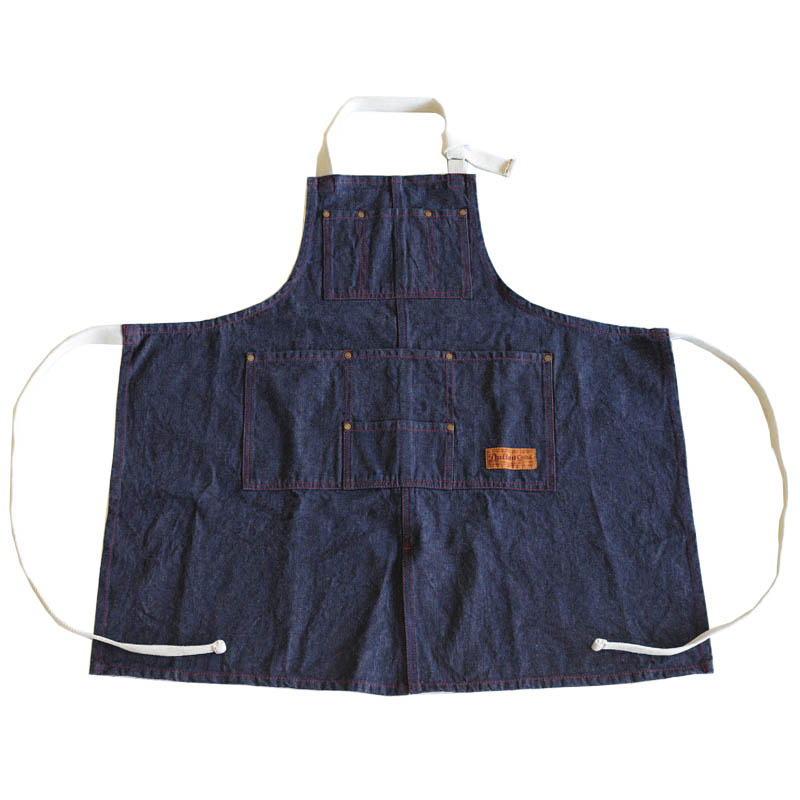 """MW'' WORK APRON DENIM"