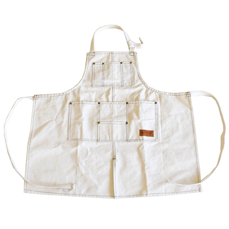 'MW'' WORK APRON NATURAL