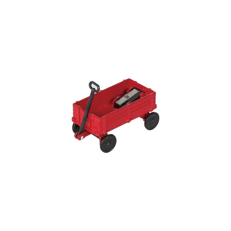 DIE CAST PENCIL SHARPENER METAL CART