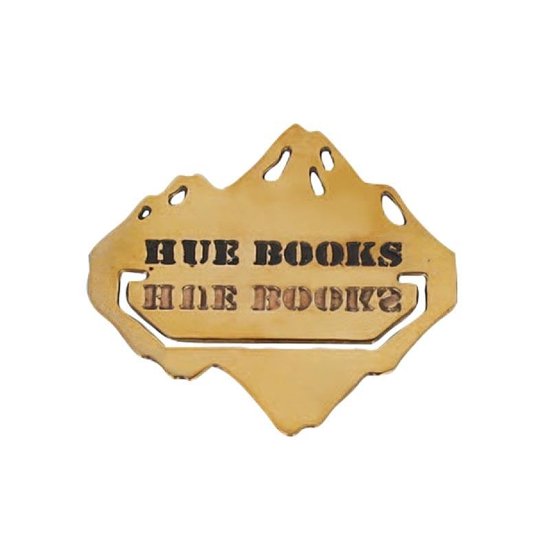 HUE BOOKS BOOK MARKER''NATURE''