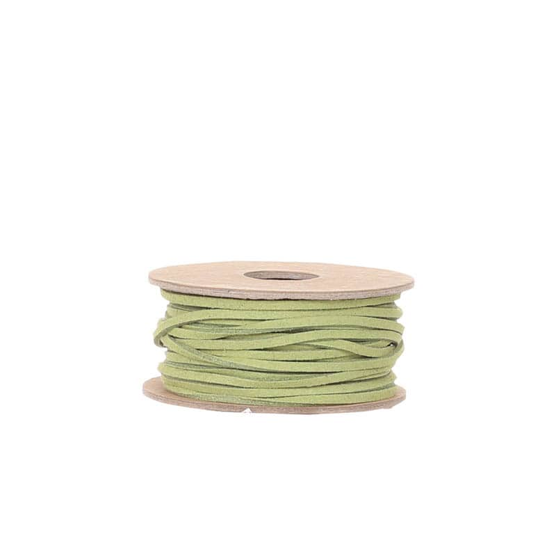 FAKE SUEDE STRING F