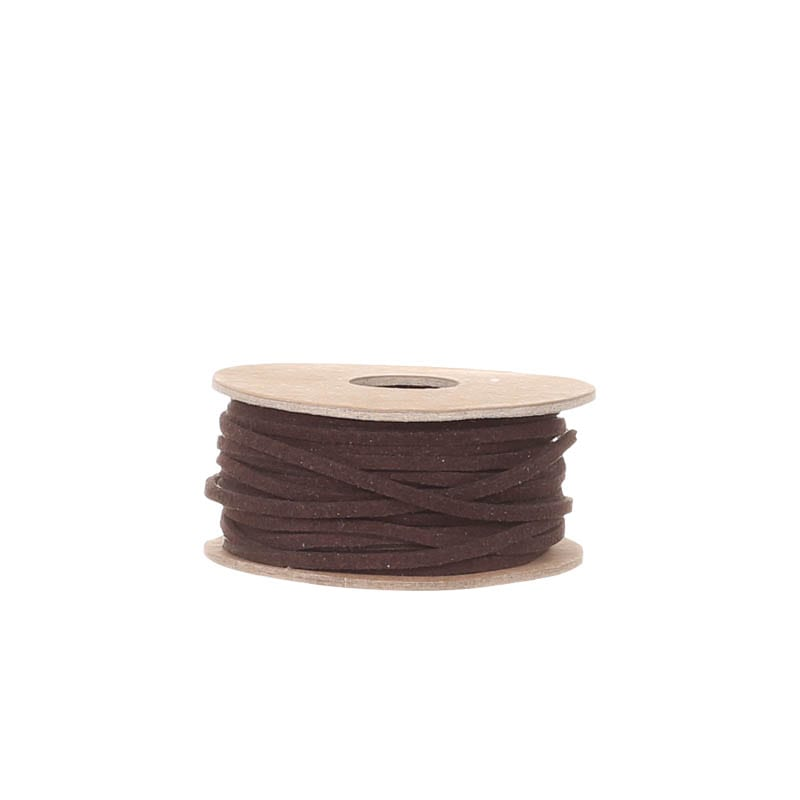 FAKE SUEDE STRING K