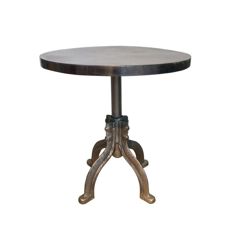 IRON ROUND TABLE