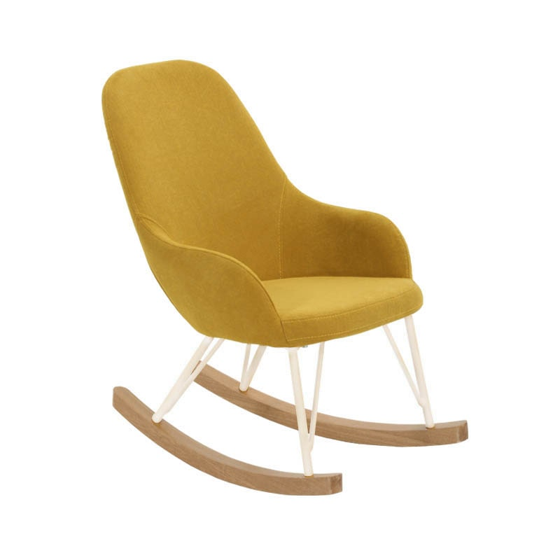 "ROCKING CHAIR S ""MUSTARD"""