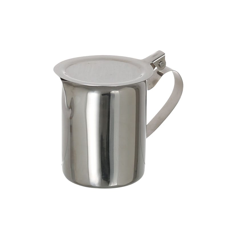 STAINLESS SERVER WITH LID