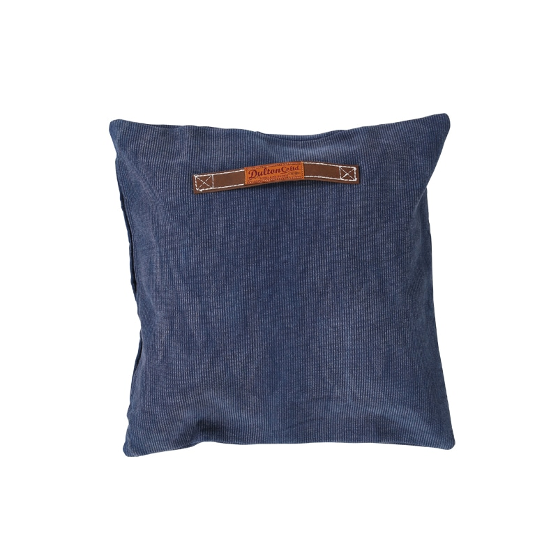 CORDUROY CUSHION 45 NAVY