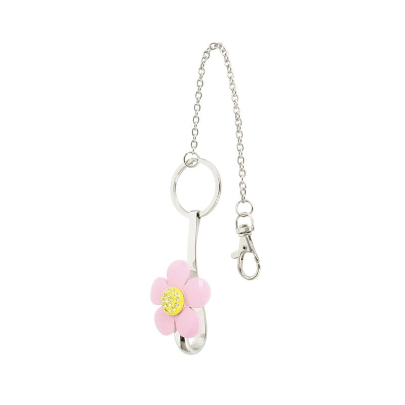 FLOWER KEY CHAIN PK