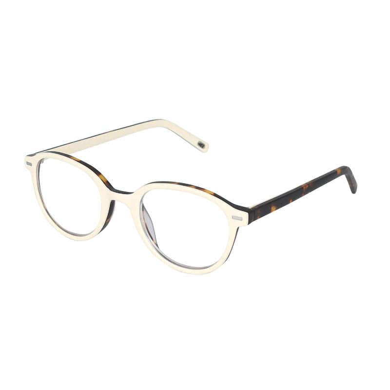 READING GLASSES BEIGE-TOR