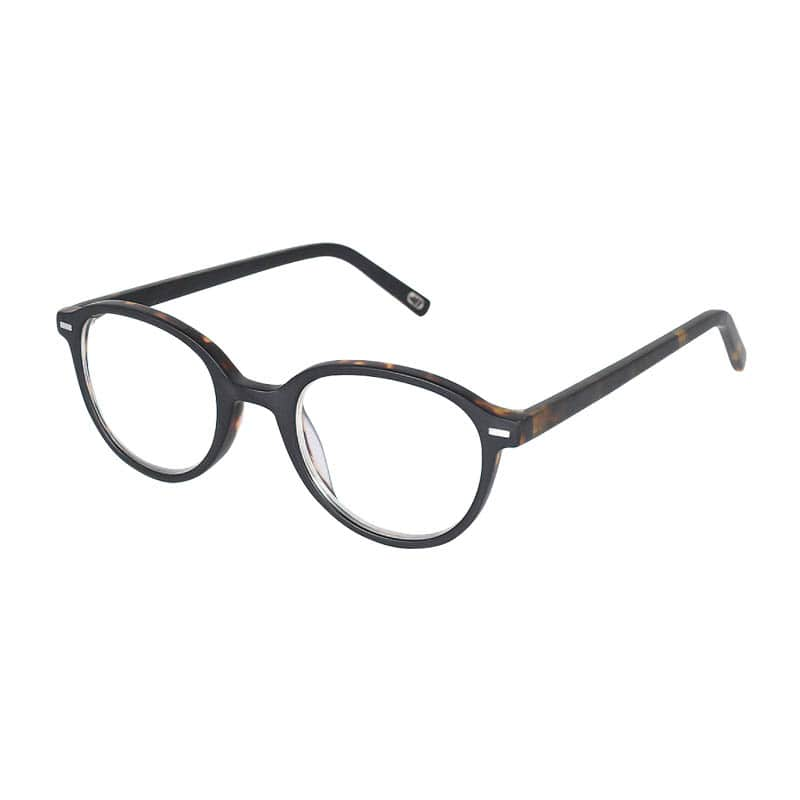 READING GLASSES BLACK-TOR 1.0