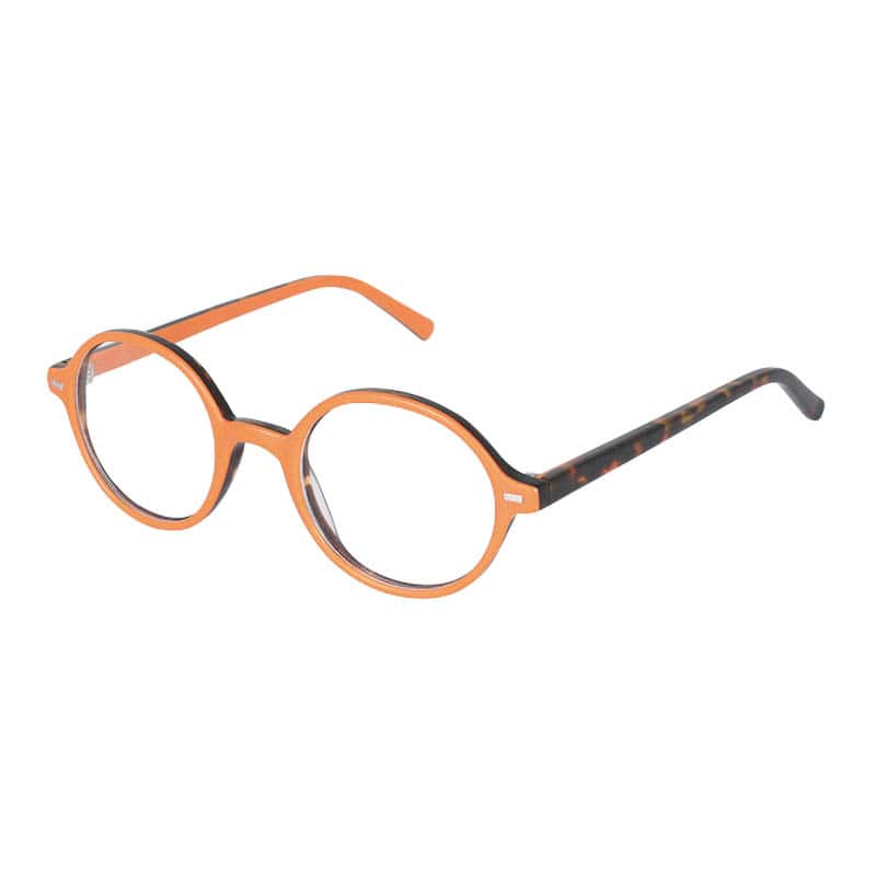 READING GLASSES C.ORANGE-TOR