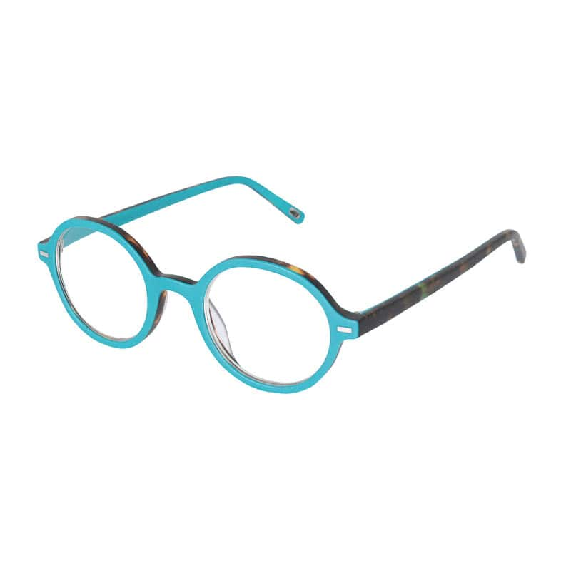 READING GLASSES C.BLUE-TOR
