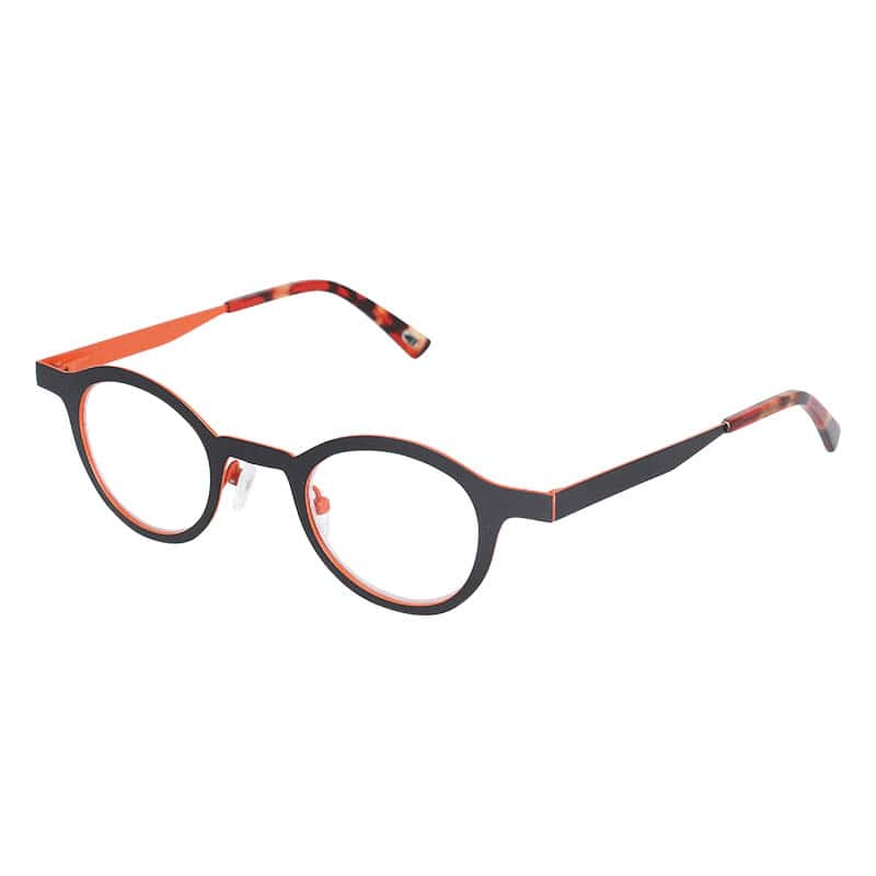 READING GLASSES BLACK 1.0