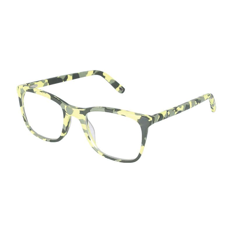 READING GLASSES CAMO-A 1.0