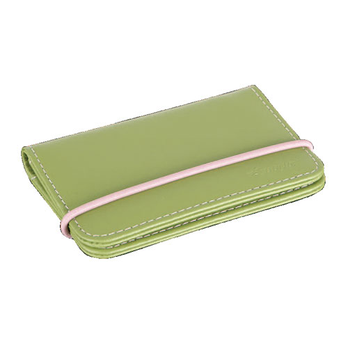 CARD CASE ''NOXIE''  MINT GREEN