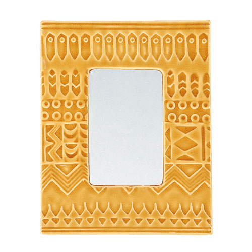AJANTIANA CERAMIC MIRROR RECTANGLE F