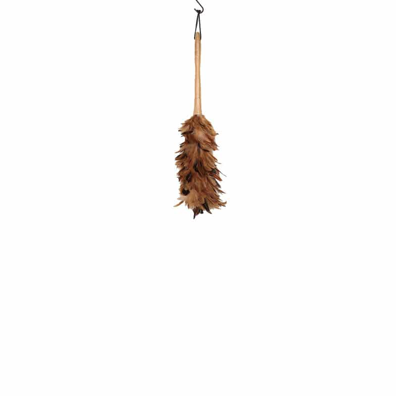 HEN FEATHER DUSTER 46cm