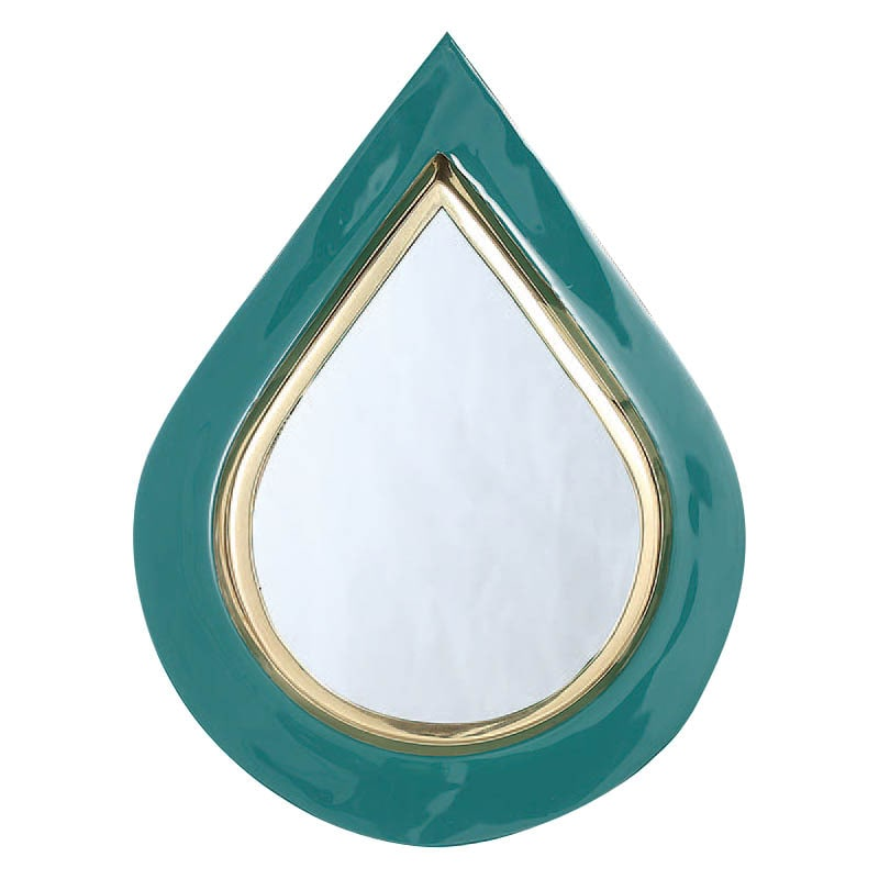 ABRA-DA-MIRROR TEAL GREEN